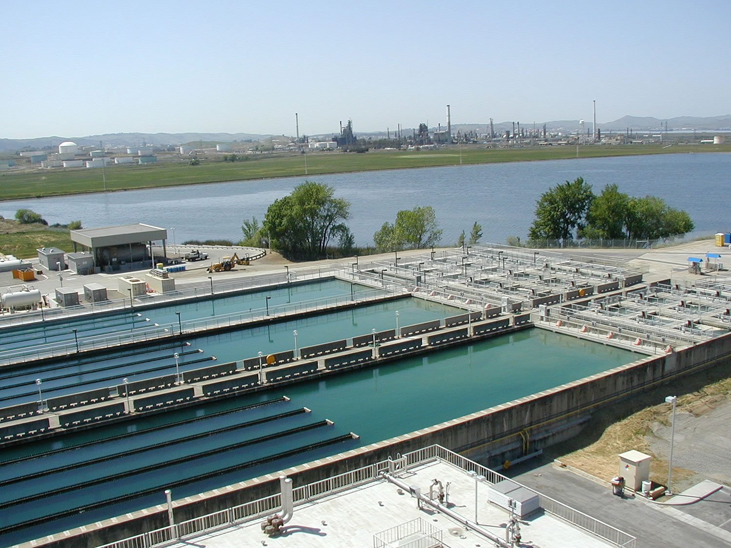 Bollman Water Treatment Plant
