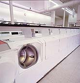 Commercial Washers In Line